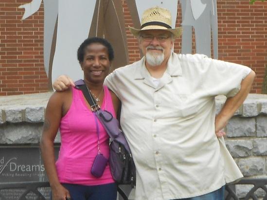 Dora and Tim Mayer